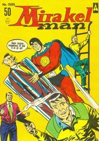 Cover Thumbnail for Mirakelman (Classics/Williams, 1965 series) #1505