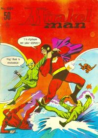 Cover Thumbnail for Mirakelman (Classics/Williams, 1965 series) #1509
