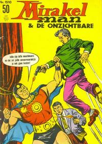 Cover Thumbnail for Mirakelman (Classics/Williams, 1965 series) #1510