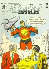 Cover Thumbnail for Mirakelman (Classics/Williams, 1965 series) #1511