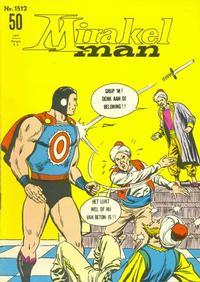 Cover Thumbnail for Mirakelman (Classics/Williams, 1965 series) #1512