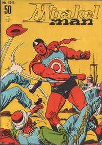 Cover Thumbnail for Mirakelman (Classics/Williams, 1965 series) #1513