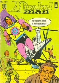 Cover Thumbnail for Mirakelman (Classics/Williams, 1965 series) #1514