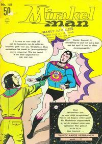 Cover Thumbnail for Mirakelman (Classics/Williams, 1965 series) #1516