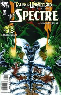 Cover Thumbnail for Tales of the Unexpected (DC, 2006 series) #8