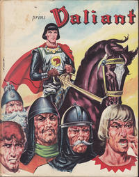 Cover Thumbnail for Prins Valiant (VIVO, 1966 series)