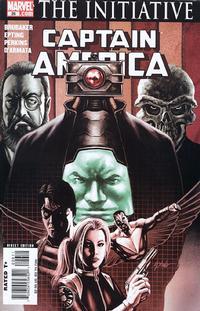 Cover Thumbnail for Captain America (Marvel, 2005 series) #26