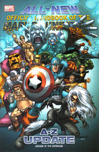 Cover Thumbnail for All-New Official Handbook of the Marvel Universe: Update (Marvel, 2007 series) #2