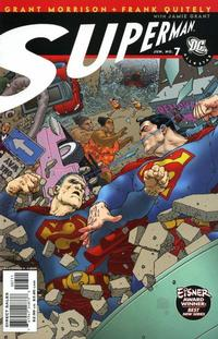 Cover Thumbnail for All Star Superman (DC, 2006 series) #7