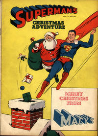 Cover Thumbnail for Superman's Christmas Adventure (DC, 1940 series)  [Macy's]
