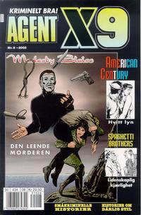 Cover Thumbnail for Agent X9 (Hjemmet / Egmont, 1998 series) #8/2003