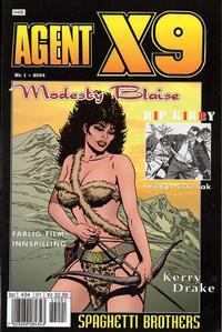Cover Thumbnail for Agent X9 (Hjemmet / Egmont, 1998 series) #1/2004