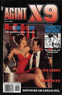 Cover Thumbnail for Agent X9 (Hjemmet / Egmont, 1998 series) #2/2004