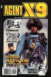 Cover Thumbnail for Agent X9 (Hjemmet / Egmont, 1998 series) #6/2004