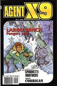 Cover Thumbnail for Agent X9 (Hjemmet / Egmont, 1998 series) #8/2004