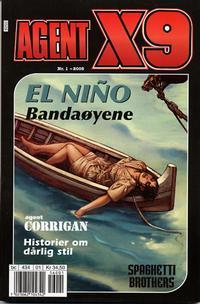 Cover Thumbnail for Agent X9 (Hjemmet / Egmont, 1998 series) #1/2005