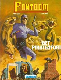 Cover Thumbnail for Fantoom (Dendros, 1981 series) #2 - Het piratenfort