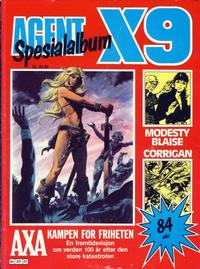 Cover Thumbnail for Agent X9 Spesialalbum (Semic, 1985 series) #[1]