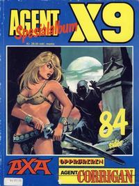 Cover Thumbnail for Agent X9 Spesialalbum (Semic, 1985 series) #[2]