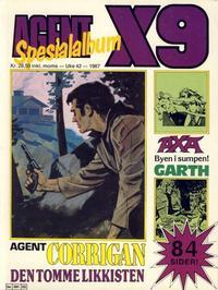 Cover Thumbnail for Agent X9 Spesialalbum (Semic, 1985 series) #[3]
