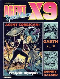 Cover Thumbnail for Agent X9 Spesialalbum (Semic, 1985 series) #5