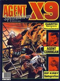 Cover Thumbnail for Agent X9 Spesialalbum (Semic, 1985 series) #6