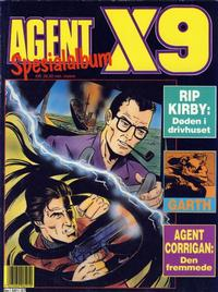 Cover Thumbnail for Agent X9 Spesialalbum (Semic, 1985 series) #7