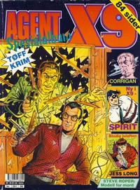 Cover for Agent X9 Spesialalbum (Semic, 1985 series) #8