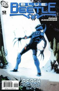 Cover Thumbnail for The Blue Beetle (DC, 2006 series) #12