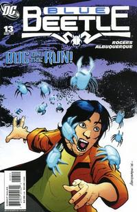 Cover Thumbnail for The Blue Beetle (DC, 2006 series) #13