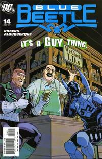 Cover Thumbnail for The Blue Beetle (DC, 2006 series) #14