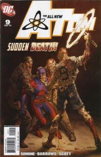 Cover Thumbnail for The All New Atom (DC, 2006 series) #9