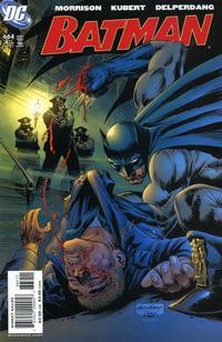 Cover Thumbnail for Batman (DC, 1940 series) #664