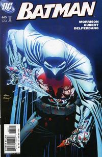 Cover Thumbnail for Batman (DC, 1940 series) #665