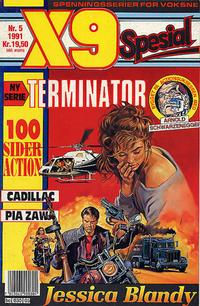 Cover Thumbnail for X9 Spesial (Semic, 1990 series) #5/1991