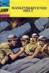 Cover for Alarm (Illustrerte Klassikere / Williams Forlag, 1964 series) #81