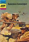 Cover for Alarm (Illustrerte Klassikere / Williams Forlag, 1964 series) #86