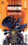 Cover for Aliens vs. Predator vs. The Terminator (Dark Horse, 2000 series) #1