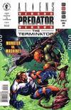 Cover for Aliens vs. Predator vs. The Terminator (Dark Horse, 2000 series) #2