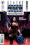 Cover for Aliens vs. Predator vs. The Terminator (Dark Horse, 2000 series) #3