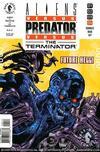 Cover for Aliens vs. Predator vs. The Terminator (Dark Horse, 2000 series) #4