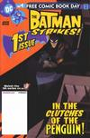 Cover for The Batman Strikes [Free Comic Book Day Edition] (DC, 2005 series) #1