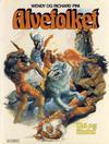 Cover for Alvefolket (Semic, 1985 series) #1 - Ild og flukt [1. opplag]