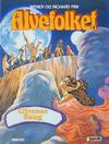 Cover for Alvefolket (Semic, 1985 series) #4 - Ulvenes sang [1. opplag]