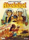 Cover for Alvefolket (Semic, 1985 series) #9 - Den magiske steinen