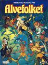 Cover for Alvefolket (Semic, 1985 series) #14 - Fallet