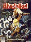 Cover for Alvefolket (Semic, 1985 series) #17 - Den første krigen