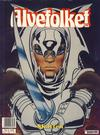 Cover for Alvefolket (Semic, 1985 series) #18 - Skatten
