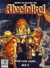 Cover for Alvefolket (Semic, 1985 series) #19 - Ved veis ende, del 1