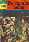 Cover for Alarm (Illustrerte Klassikere / Williams Forlag, 1964 series) #104